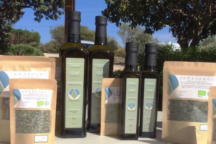 Kamarantho Organic Products