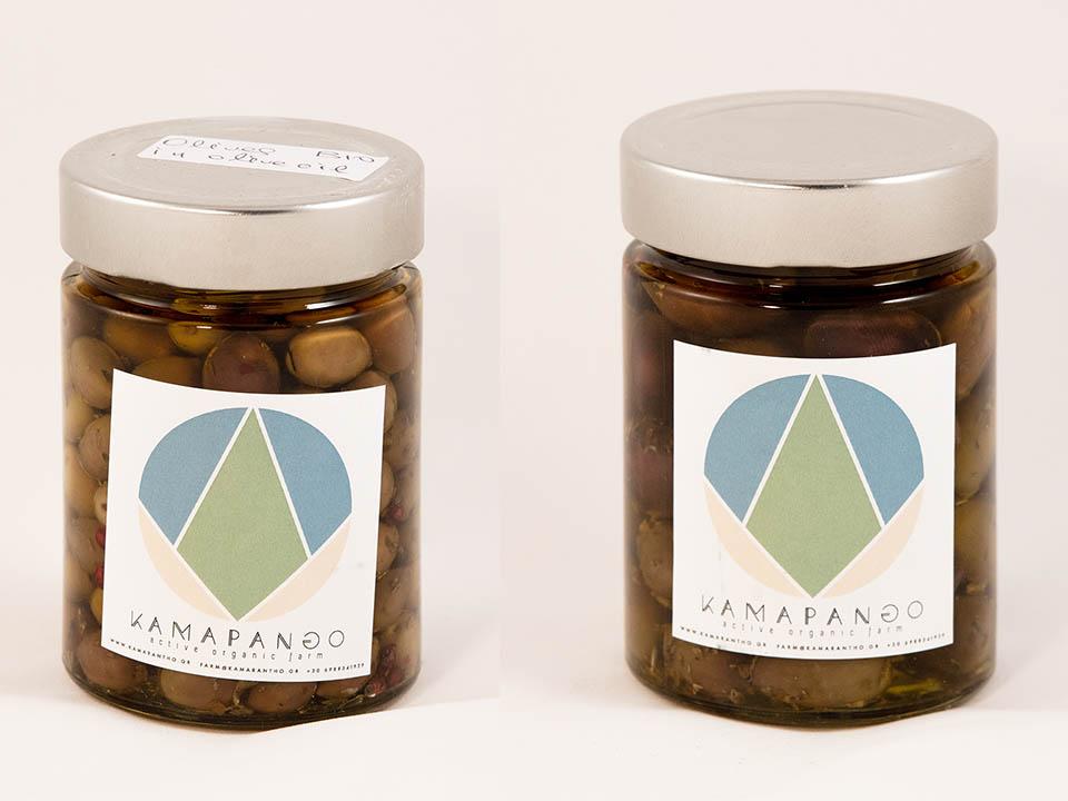 Βιολογικές Ελιές σε Ελαιόλαδο, Ελληνικό Προϊόν